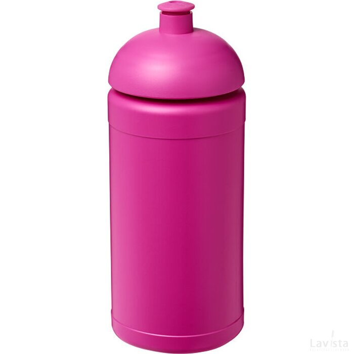 Baseline® Plus 500 ml bidon met koepeldeksel Roze Magenta