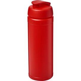 Baseline® Plus 750 ml sportfles met flipcapdeksel Rood