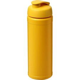 Baseline® Plus 750 ml sportfles met flipcapdeksel geel