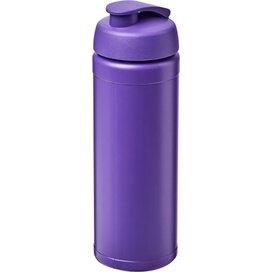 Baseline® Plus 750 ml sportfles met flipcapdeksel Paars
