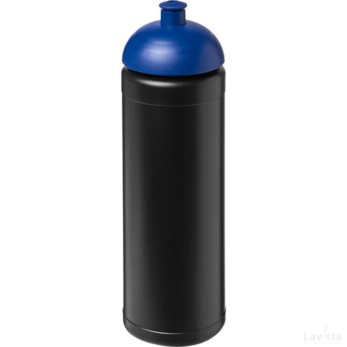 Baseline® Plus 750 ml bidon met koepeldeksel Zwart,blauw