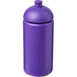 Baseline® Plus grip 500 ml bidon met koepeldeksel Paars