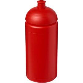 Baseline® Plus grip 500 ml bidon met koepeldeksel Rood