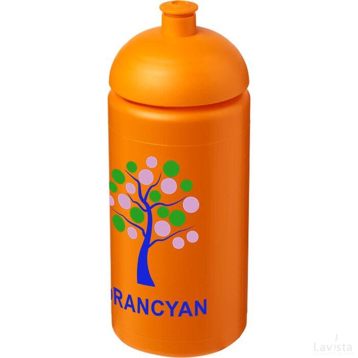 Baseline® Plus grip 500 ml bidon met koepeldeksel Oranje