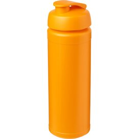 Baseline® Plus grip 750 ml sportfles met flipcapdeksel Oranje