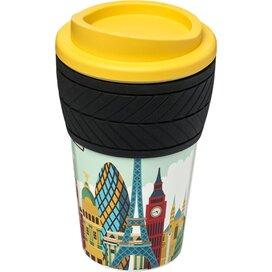 Americano® espresso 250 ml geïsoleerde beker geel