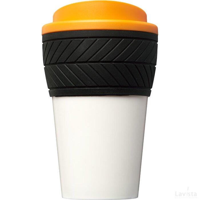 Americano® espresso 250 ml geïsoleerde beker Oranje