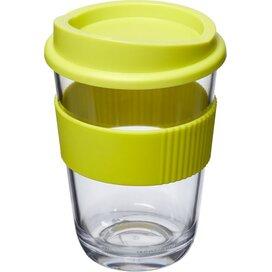 Americano® cortado 300 ml beker met grip Lime