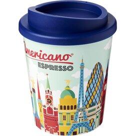 Brite Americano® espresso 250 ml geïsoleerde beker blauw