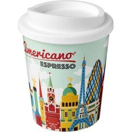 Brite Americano® espresso 250 ml geïsoleerde beker Wit