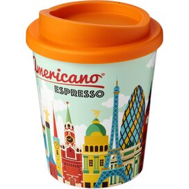 Brite Americano® espresso 250 ml geïsoleerde beker Oranje