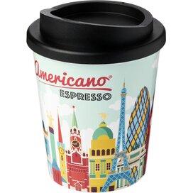 Brite Americano® espresso 250 ml geïsoleerde beker Zwart