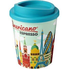 Brite Americano® espresso 250 ml geïsoleerde beker aqua