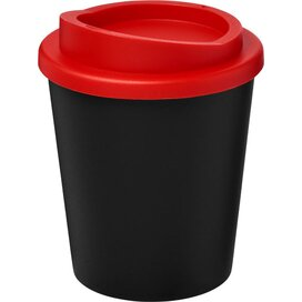 Americano® espresso 250 ml geïsoleerde beker Zwart,Rood