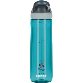 Contigo® Autospout Chug Drinkfles Lichtblauw
