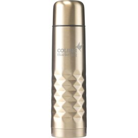 Graphic Thermo Bottle Thermosfles Goud