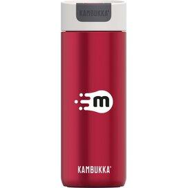 Kambukka® Olympus 500 Ml Thermosbeker Rood