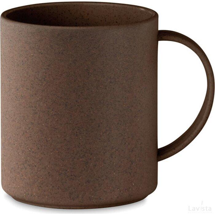 Mok van koffie/pp Brazil mug bruin