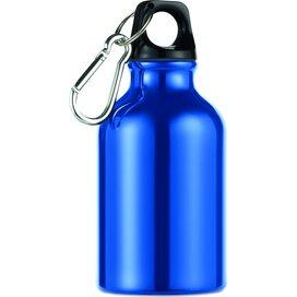 Aluminium fles 300 ml Moss blauw