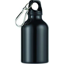 Aluminium fles 300 ml Moss zwart