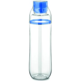Drinkfles van tritan™ 700 ml Tower blauw
