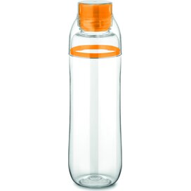 Drinkfles van tritan™ 700 ml Tower oranje