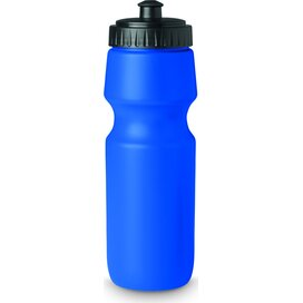 Kunststof bidon 700 ml Spot seven blauw