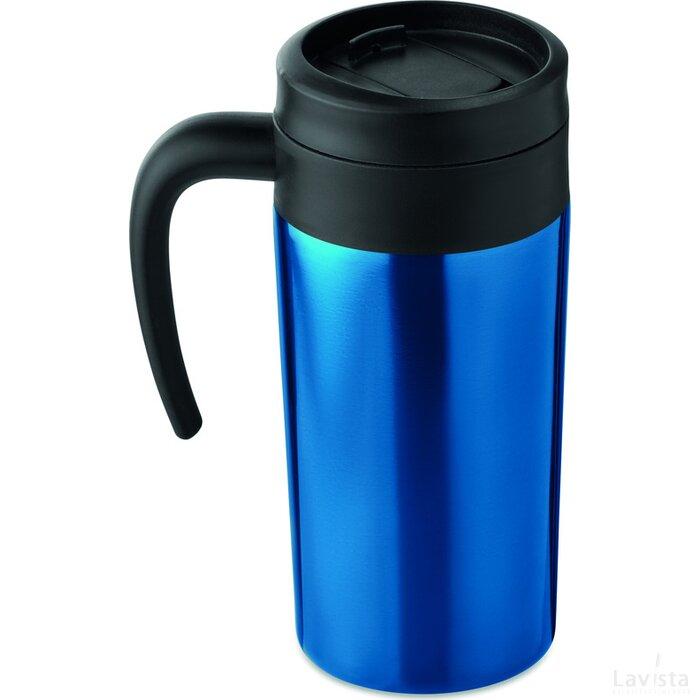 Reisbeker small 340 ml Falun kopp blauw