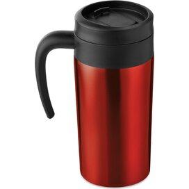 Reisbeker small 340 ml Falun kopp rood