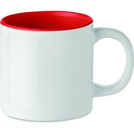 Sublimatiebeker klein kleur Mini sublimcoly rood