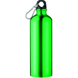 Aluminium fles 750 ml Big moss groen