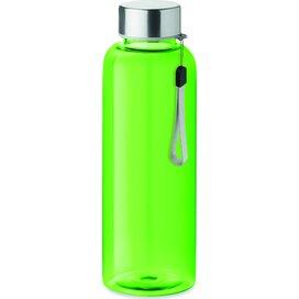 Drinkfles 500 ml Utah transparant lime