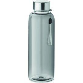 Drinkfles 500 ml Utah transparant grijs