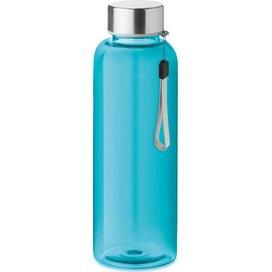 Rpet bottle 500ml Utah rpet transparant blauw