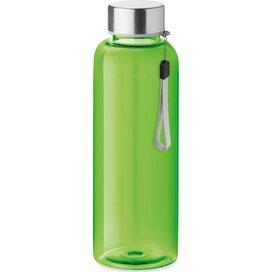 Rpet bottle 500ml Utah rpet transparant lime