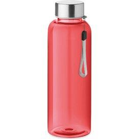 Rpet bottle 500ml Utah rpet transparant rood