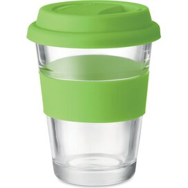 Glazen drinkbeker 350 ml Astoglass limoen