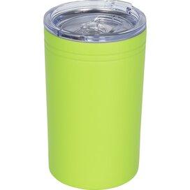 Pika 330 ml vacuum geïsoleerde beker en koeler Lime