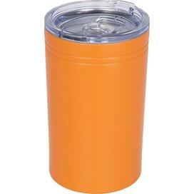 Pika 330 ml vacuum geïsoleerde beker en koeler Oranje