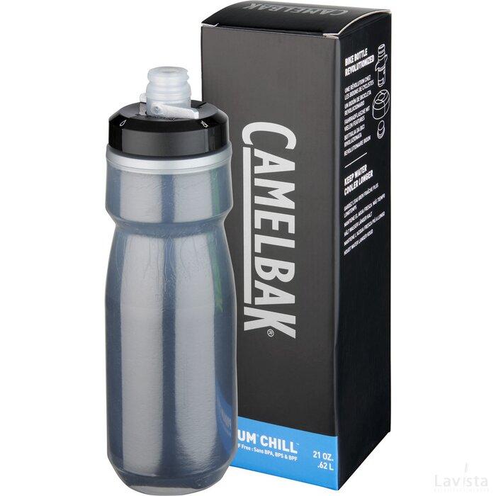 Podium Chill 620 ml drinkfles Zwart