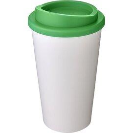 Americano® 350 ml geïsoleerde beker Wit,Groen
