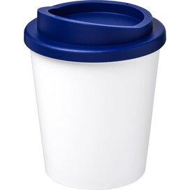 Americano® espresso 250 ml geïsoleerde beker Wit,blauw