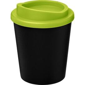 Americano® espresso 250 ml geïsoleerde beker Zwart,Lime