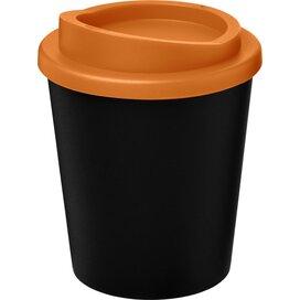 Americano® espresso 250 ml geïsoleerde beker Zwart,Oranje