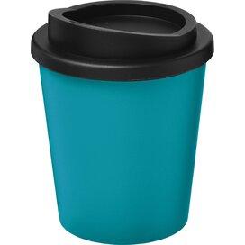 Americano® espresso 250 ml geïsoleerde beker aqua blauw,Zwart