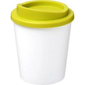 Americano® espresso 250 ml geïsoleerde beker Wit,Lime