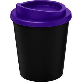 Americano® espresso 250 ml geïsoleerde beker Zwart,Paars