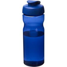 H2O Eco 650 ml sportfles met kanteldeksel blauw