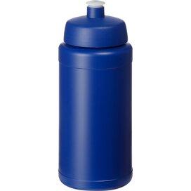 Baseline® Plus 500 ml drinkfles met sportdeksel blauw