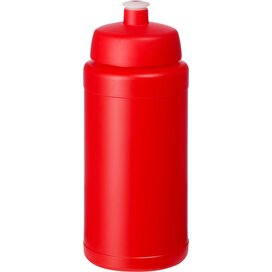 Baseline® Plus 500 ml drinkfles met sportdeksel Rood